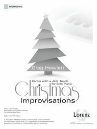 Christmas Improvisations