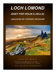 Loch Lomond (Duet for Violin and Cello)