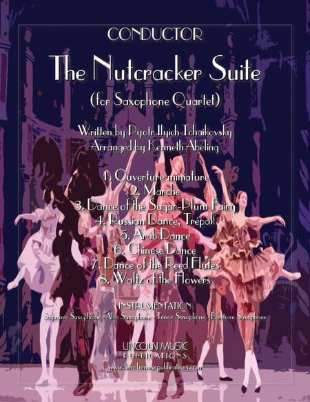 The Nutcracker Suite COMPLETE (for Saxophone Quartet)