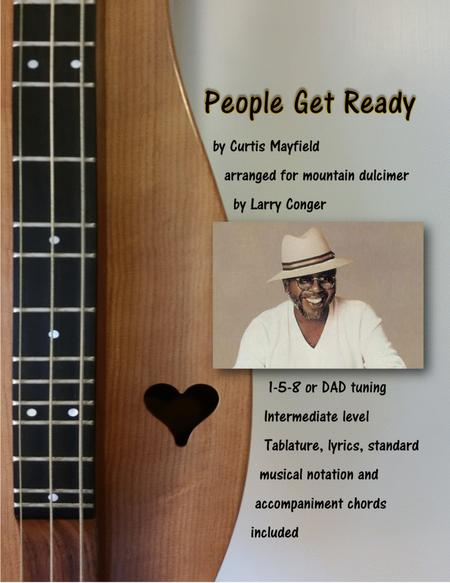 Download People Get Ready Sheet Music By Curtis Mayfield Sheet