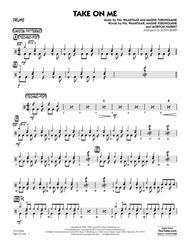 Download Take On Me - Drums Sheet Music By Magne Furuholmne