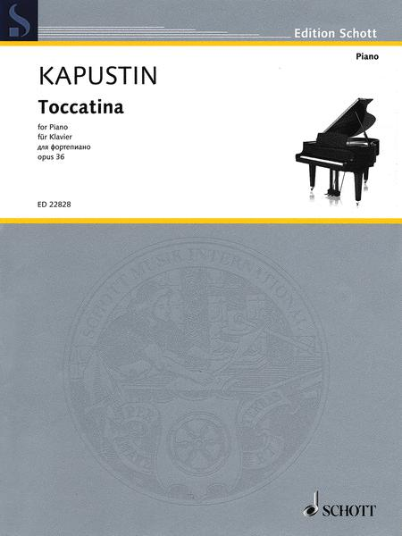 Toccatina op. 36