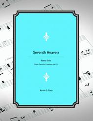 Seventh Heaven - original piano solo