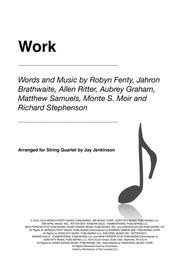 Work for String Quartet