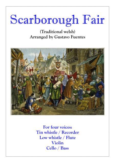 Scarborough Fair, Celtic song