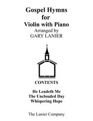 Gospel Hymns for Violin (Violin with Piano Accompaniment)
