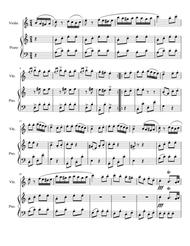 Rondo A La Turca by Mozart
