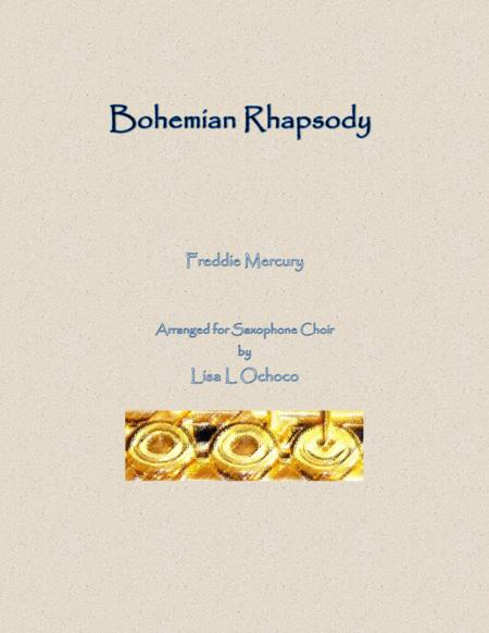 Bohemian Rhapsody for Saxophone Choir