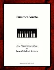 Summer Sonata (Romantic Piano)