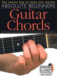 Absolute Beginners Guitar Chords