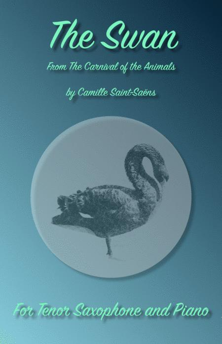 Download The Swan, (Le Cygne), By Saint-Saens, For Tenor