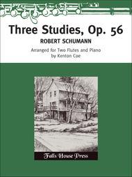 Three Studies, Op. 56