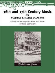 16th & 17th Century Music For Wedding & Festival