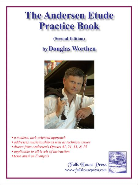 The Andersen Etude Practice Book (including French translation)