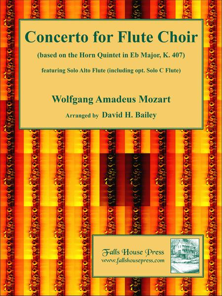 Concerto for Flute Choir
