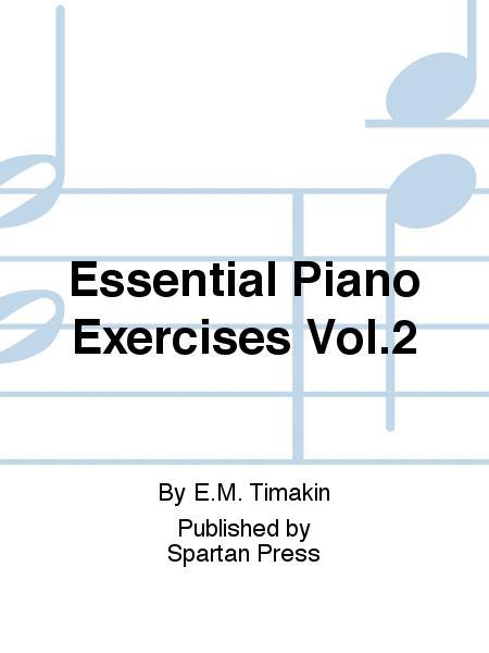 Essential Piano Exercises Vol.2