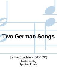 Two German Songs
