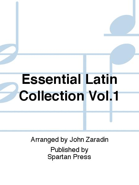 Essential Latin Collection Vol.1