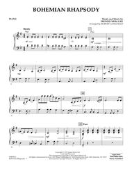 Bohemian Rhapsody Piano Sheet