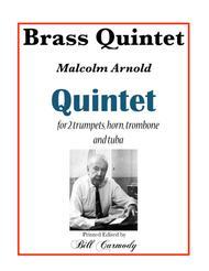 Arnold Quintet printed edition