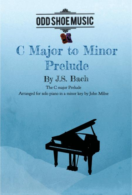C Major Prelude (in C minor) for piano