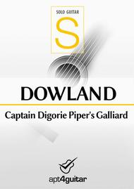 Captain Digorie Piper's Galliard
