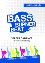 BASS BURNER BEAT Street Cadence