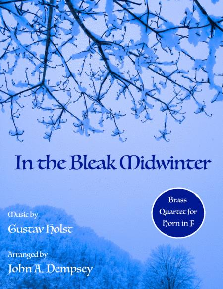 In the Bleak Midwinter (Horn in F Quartet)