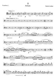 M. loridan - Trombone quartet n°1