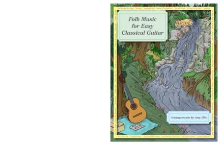 Folk Music for Easy Classical Guitar
