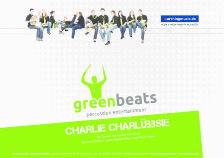 CHARLIE CHARLUBBSIE (greenbeats)