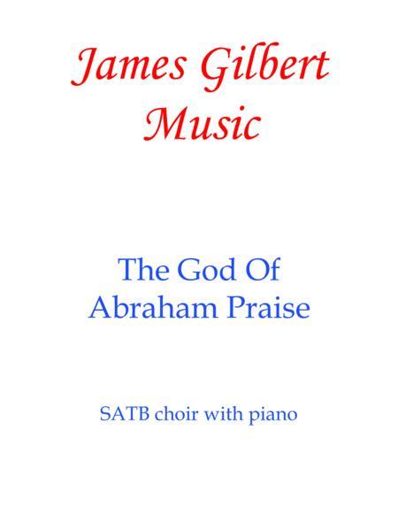 The God Of Abraham Praise (Leoni)