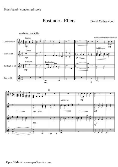 Postlude - Ellers