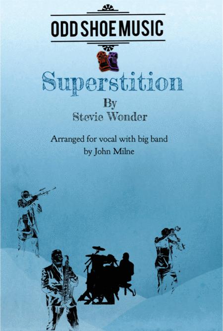 Superstition for Vocal and Big Band