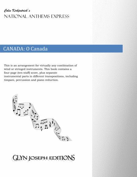 Canada National Anthem: O Canada