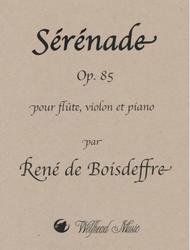 Serenade, op. 85