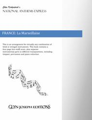 Download France National Anthem: La Marseillaise Sheet Music By
