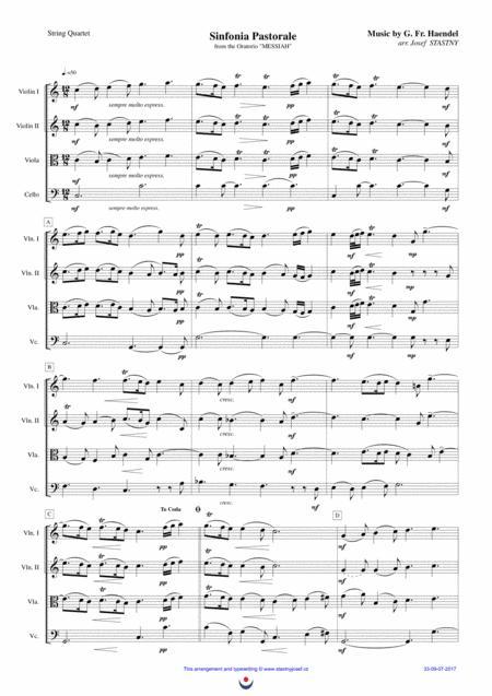 Sinfonia Pastorale (Messiah)