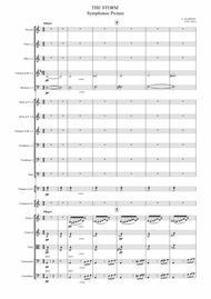 THE STORM  Symphonic Picture