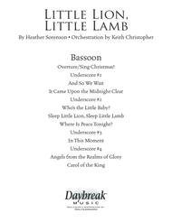 Little Lion, Little Lamb - Bassoon