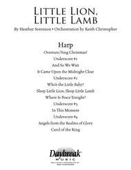 Little Lion, Little Lamb - Harp