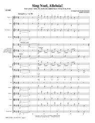 Sing Noel, Alleluia! - Full Score
