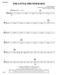 The Little Drummer Boy - Double Bass