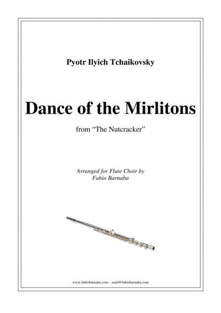 Dance of the Mirlitons from