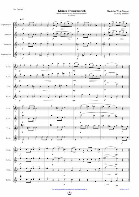 Funeral March (Mozart)