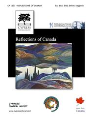 Reflections of Canada - book two