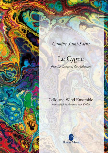 Preview Le Cygne, From Le Carnaval Des Animaux By Camille
