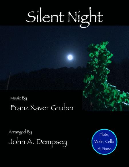 Silent Night (Quartet for Flute, Violin, Cello & Piano)