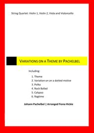 Variations on a Theme by Pachelbel