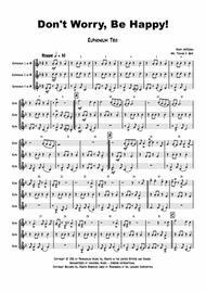 Don't Worry, Be Happy! - Easy & Funny - Bobby McFerrin - Euphonium Trio